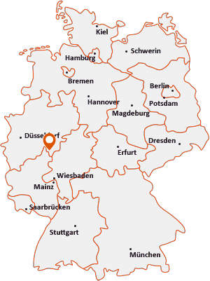 Wo liegt Siegen