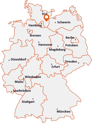 Wo liegt Sirksfelde