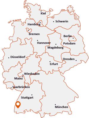 Wo liegt Staufen im Breisgau