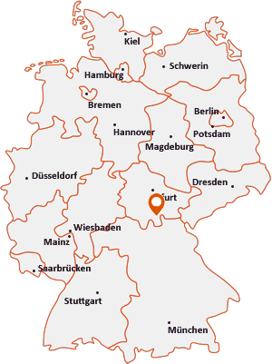 Wo liegt Steinach (Thüringen)