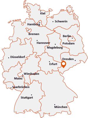 Wo liegt Steinberg (Vogtland)