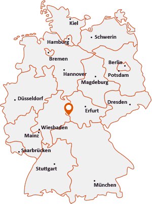 Wo liegt Tann (Rhön)