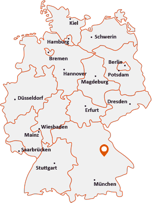 Wo liegt Tegernheim