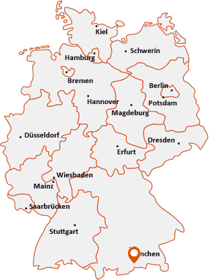 Wo liegt Tegernsee