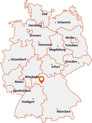 Wo liegt Theilheim