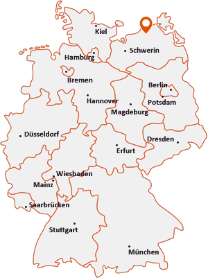 Wo liegt Thulendorf