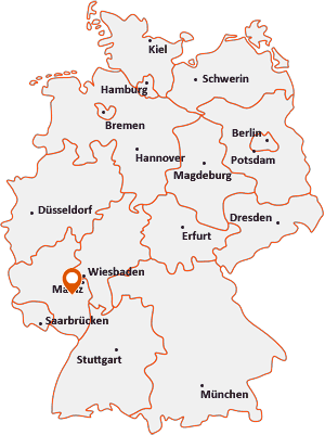 Wo liegt Tiefenthal (Rheinhessen)