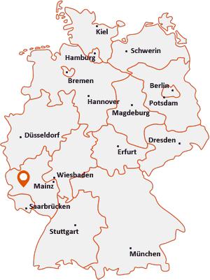 Wo liegt Trittenheim