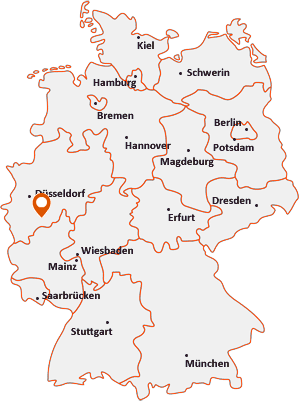 Wo liegt Troisdorf