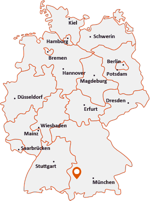Wo liegt Tussenhausen