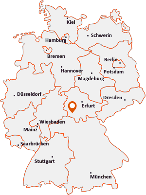 Wo liegt Untermaßfeld