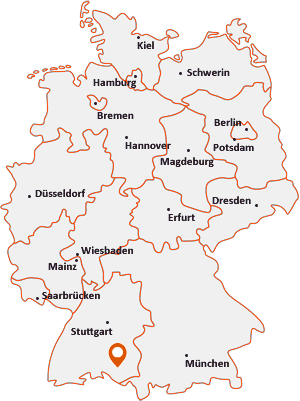 Wo liegt Unterwaldhausen