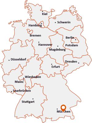 Wo liegt Vogtareuth
