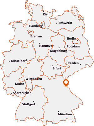 Wo liegt Waldthurn