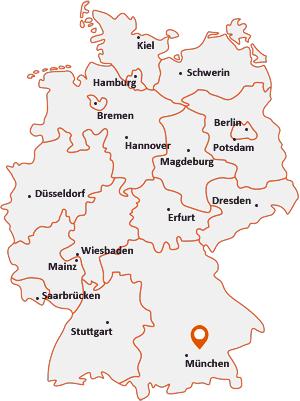 Wo liegt Walpertskirchen