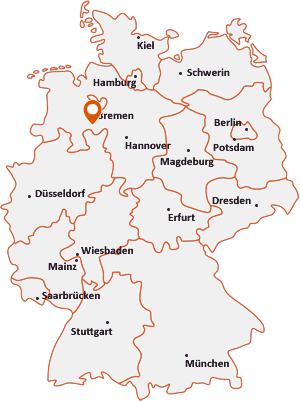 Wo liegt Wehrbleck