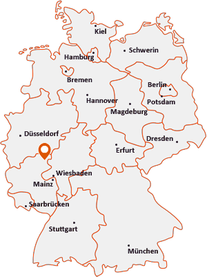 Wo liegt Weidenhahn