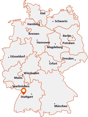Wo liegt Weisenbach