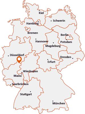 Wo liegt Weitefeld