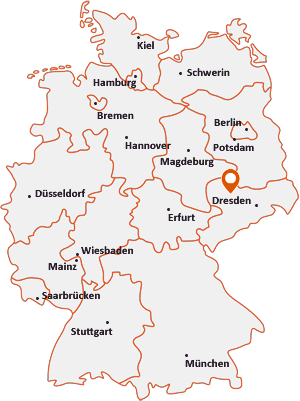 Wo liegt Wermsdorf