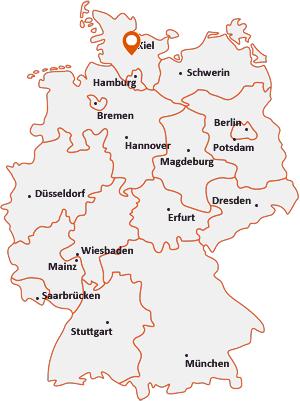 Wo liegt Wiemersdorf