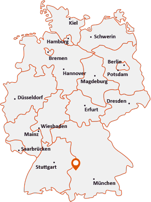 Wo liegt Winterbach (Schwaben)