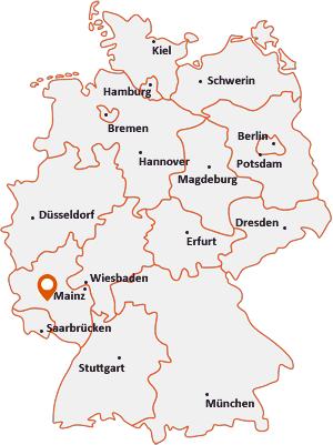 Wo liegt Wirschweiler