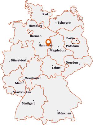 Wo liegt Wittmar