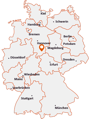 Wo liegt Wulften am Harz