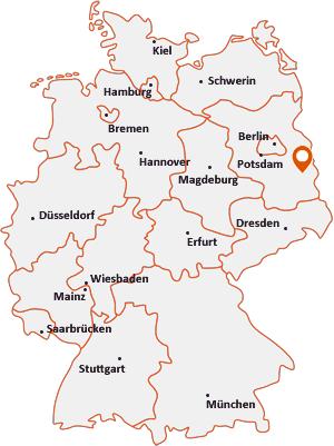Wo liegt Schwielochsee