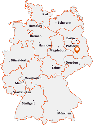 Wo liegt Fichtwald