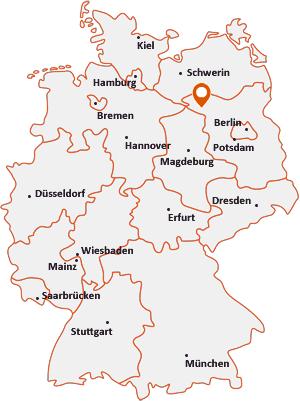 Wo liegt Plattenburg