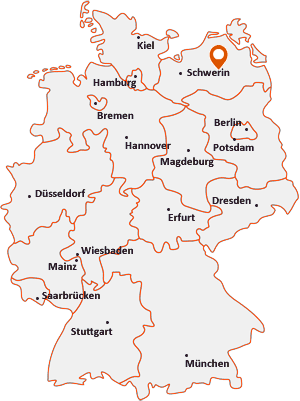 Wo liegt Schorssow