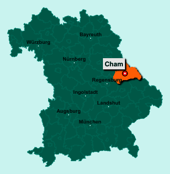 Verwaltung: 93413 Stadt Cham