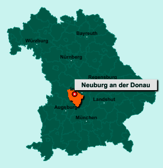 Verwaltung: 86633 Stadt Neuburg an der Donau